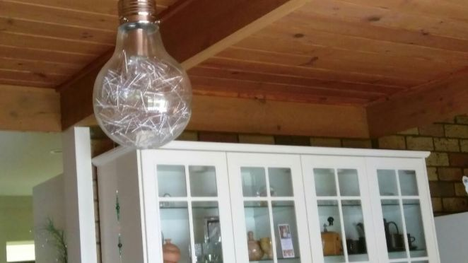 dining room light globe