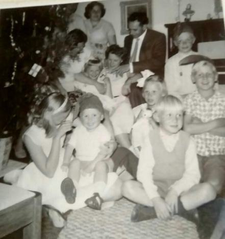 1960 Christmas in Hobart