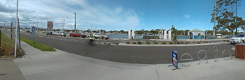 Day 10 Paynesville foreshore
