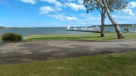 Paynesville foreshore