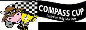 compass cup cow race