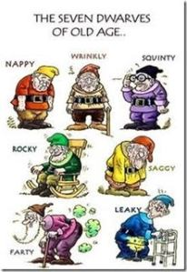 Saturday smiles 7 dwarfs